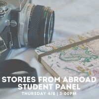 Stories From Abroad Student Panel