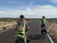 """El Conversatorio presents """"Everything Goes South: Starry Nights and Daydreams Pedaling Across Mexico"""""""