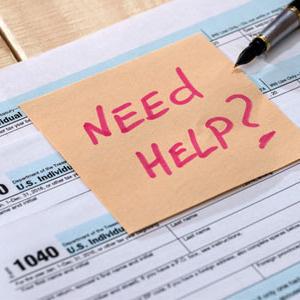 Need tax help