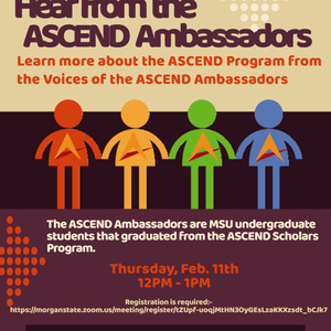 The ASCEND Scholars Program from the Voices of the ASCEND Ambassadors