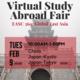 EASC at the Spring 2021 Virtual Study Abroad Fair