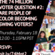 The 74 Million Voter Question #2 - Are People of Color Becoming Swing Voters?