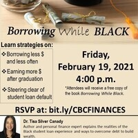 Borrowing While Black Flyer