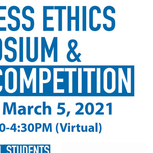 DePaul Business Ethics Case Competition (Virtual)