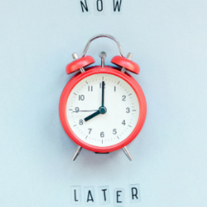 """""""Spring into Action"""" – Tips for Beating Procrastination"""