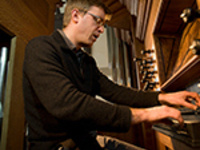 Midday Music for Organ 2/10: CU Music