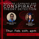 Machine Learning and  Conspiracy Theory Detection - RI-AI Virtual Meetup