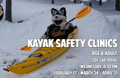 OAP Kayak Safety Clinic