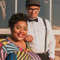 Thulile Zama and David Smith