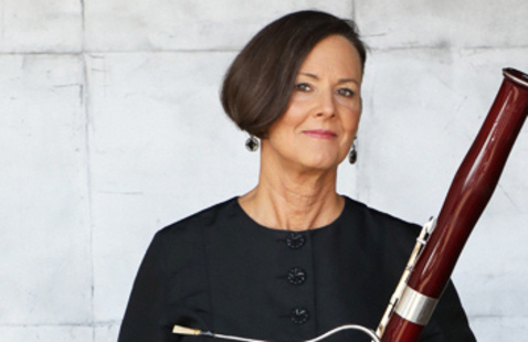 Bassoon Master Class with Carolyn Beck