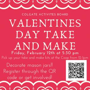 Valentine's Day Take & Make