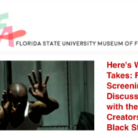 Here's What It Takes: Film Screening & Discussion with the Creators of Black Stains