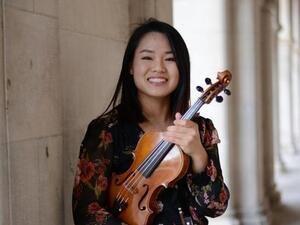 Catherine Cai Senior Violin Recital
