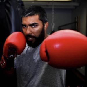 Boxing with CJ Molina