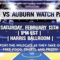 SAB Presents Basketball Watch Party