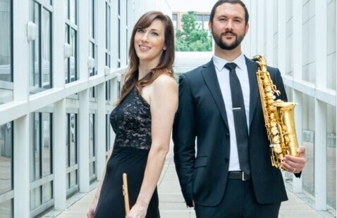 Ohio University Composers Association Presents: Tower Duo
