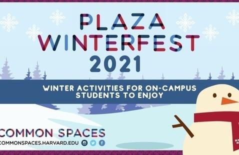 Plaza Winterfest 2021