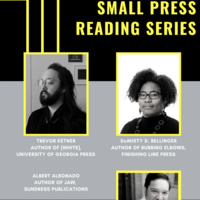 Small Press Reading Series: Poetry Edition