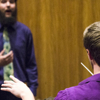 Student Recital: Michael Rellick, voice