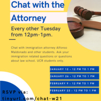 Chat with the Attorney
