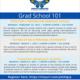 Grad School 101 - Effectively Prepare for Graduate School