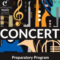 CMS Preparatory Program Winter Concert
