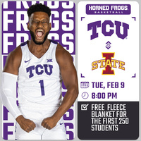 Men's Basketball vs Iowa State