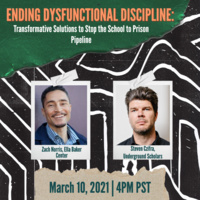Re Imagine Everything: Ending Dysfunctional Discipline