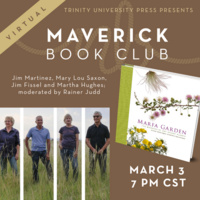 Maverick Book Club - Marfa Garden