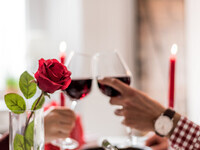 Valentine's Day Dinner Package for Two
