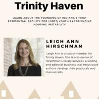 """""""Trinity Haven"""" by Leigh Ann Hirschman"""
