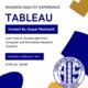 AIS: Tableau Workshop