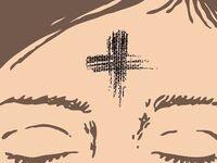 Ash Wednesday Catholic Mass