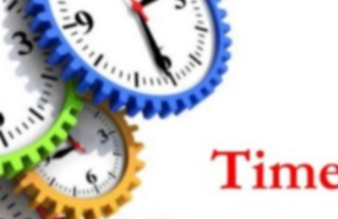 Time and Priority Management Workshop