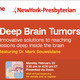 Virtual Brain Seminar - Deep Brain Tumors