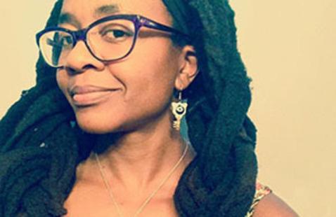 Nnedi Okorafor, photo provided by author