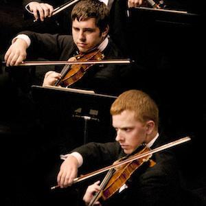 Student Recital: Chris Hutras, violin