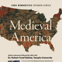 Book cover of Medieval America