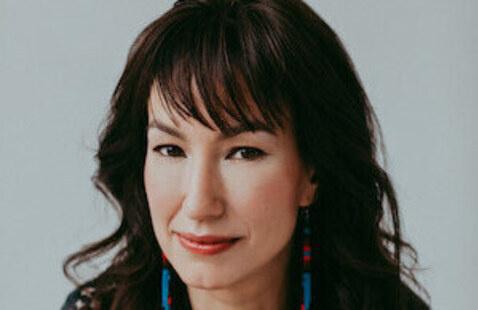 Marie Mutsuki Mockett, photo provided by author