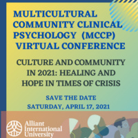 MCCP LA | MCCP Virtual Conference - Culture and Community in 2021: Healing and Hope in Times of Crisis