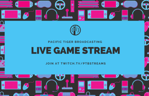 PTB Presents: Video Game Stream w/ Wyatt