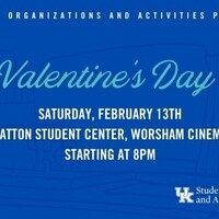 SOA 's Cinema Series: Valentine's Day