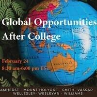 7 College Global Virtual Fair: Beyond Study Abroad
