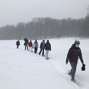 Snowshoe Hike - Local Reserves BYA