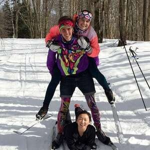 Cross Country Skiing BYA