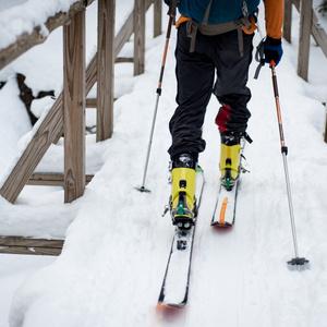 Tele Ski Touring BYA