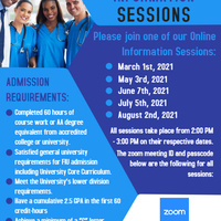 BHSA Information Sessions 2021