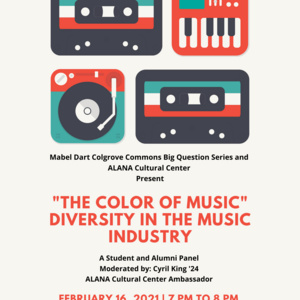 """The Color of Music"" Diversity in the Music Industry"