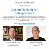 """Design Thinking for Entrepreneurs"" (in English)"