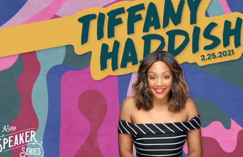 ASuop's Speaker Series with Tiffany Haddish